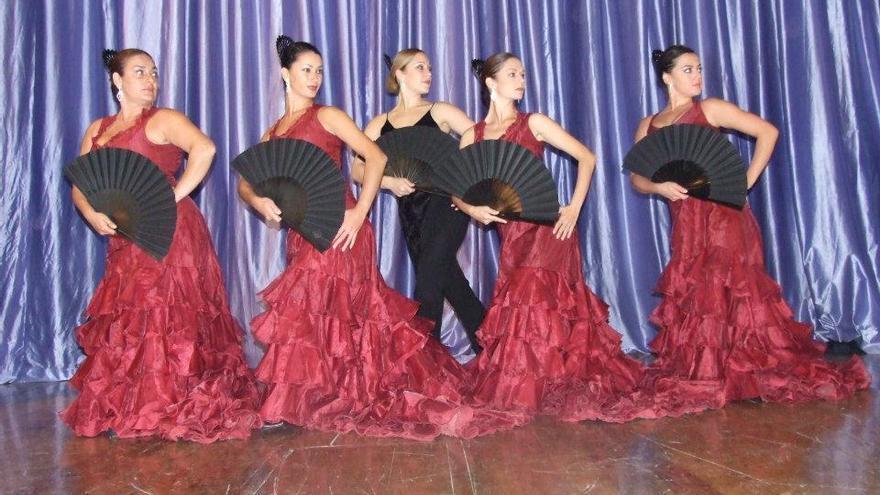La companyia de dansa flamenca Suraima compleix 20 anys de vida a l'Alt Empordà