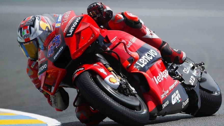 Miller guanya sota la pluja intermitent de Le Mans