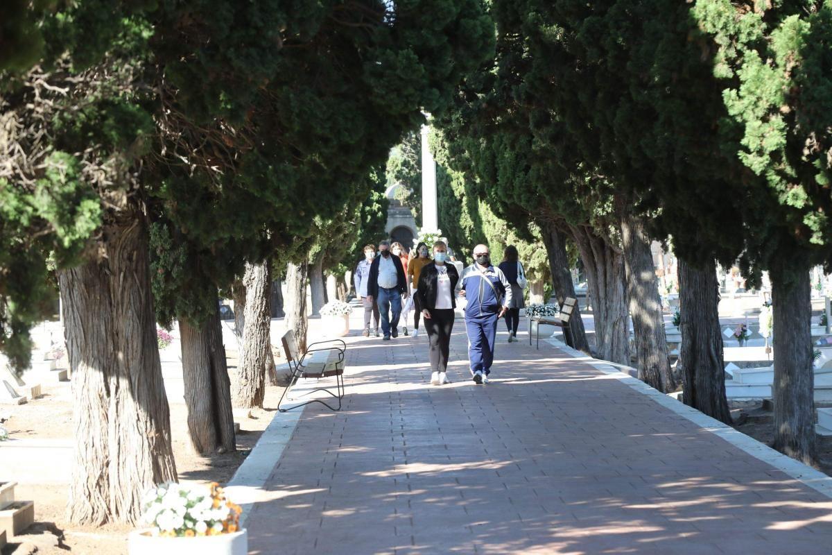 Tots Sants en Castelló