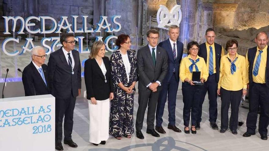 """Feijóo exalta a Galicia como """"un destino desde donde se puede influir en el mundo"""""""