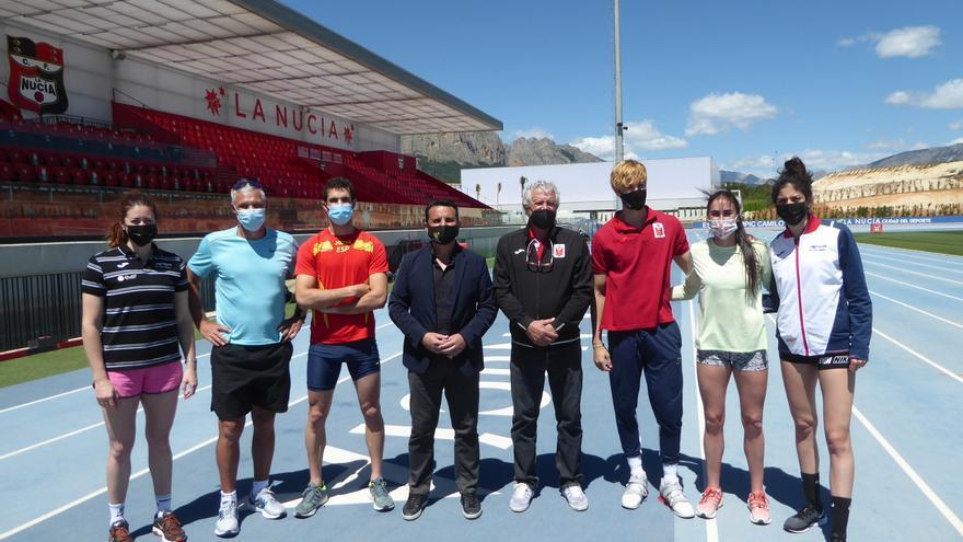 Atletas europeos y españoles eligen el Estadi Olímpic para sus concentraciones