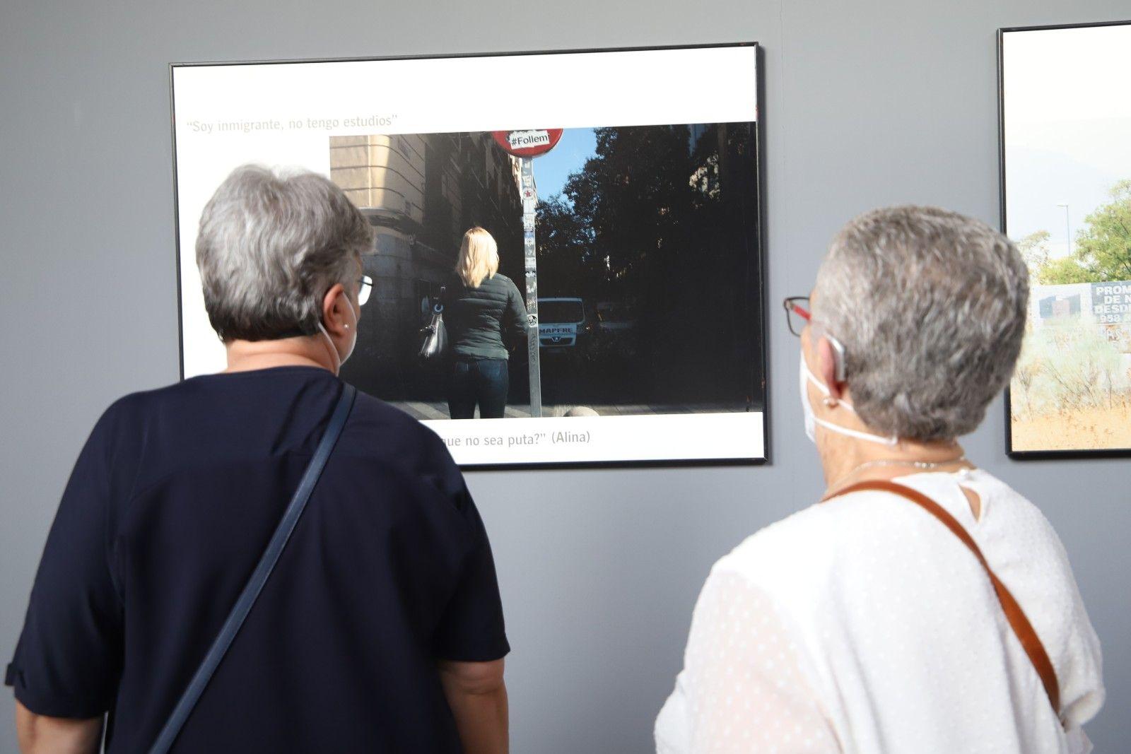 Exposición fotográfica Punto y Seguimos. La Vida puede ser más
