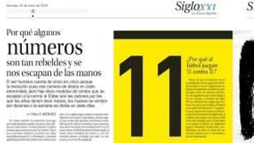 Prensa Ibérica, premiada por sus diseños innovadores