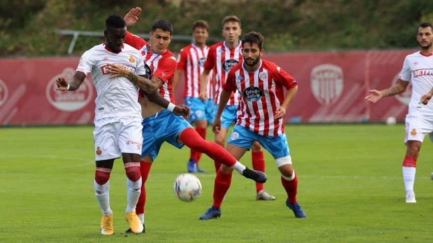 El Mallorca jugará en Lugo el lunes 12 de octubre