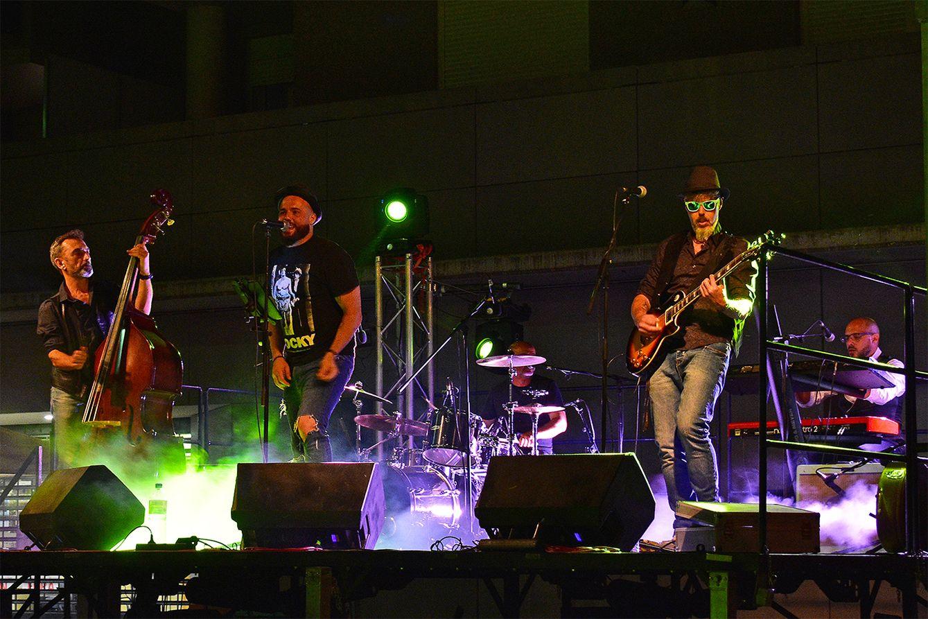 Concert de Song Dealers, dins del programa de la Festa Major.