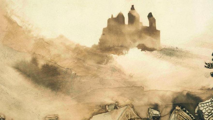Victor Hugo, un pintor oculto tras un escritor universal