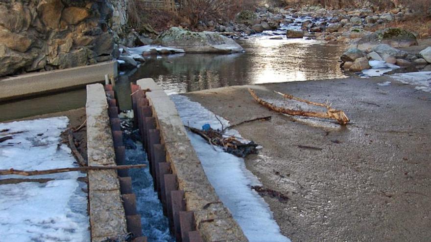 Ger projecta l'ampliació de la xarxa municipal d'aigua fins a Gréixer