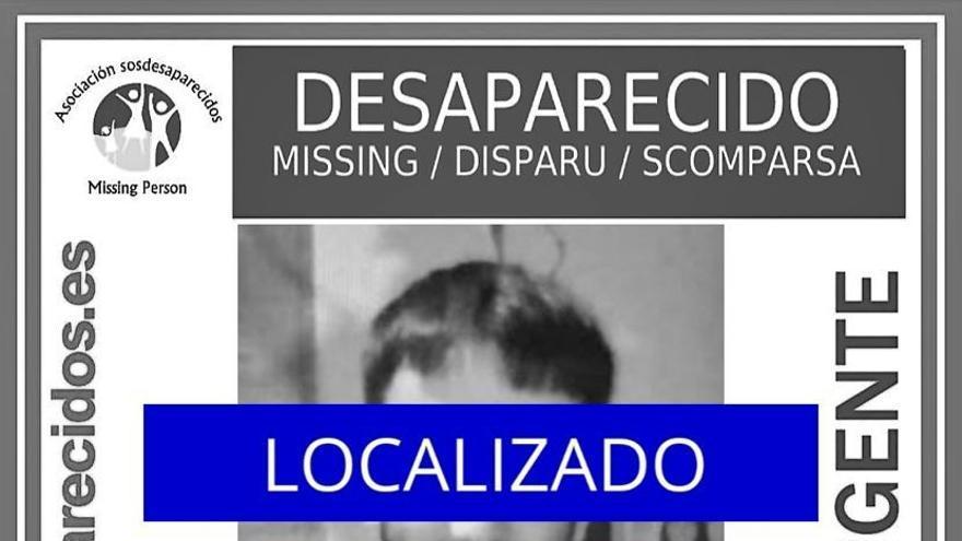 Localizado el joven de 18 años desaparecido en Gran Canaria