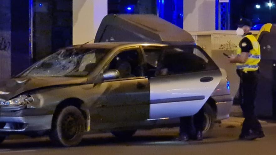 Atropellan a una joven de 21 años en la avenida de las Ollerías de Córdoba