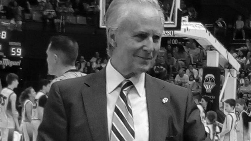 Fallece el delegado del Valencia BC, Martín Labarta