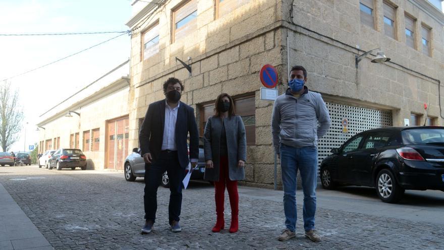 El PSOE reclama a la Xunta que repita la concesión de Peña a Cambados