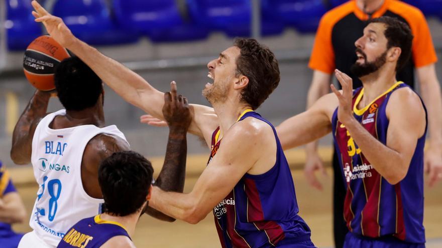 El Barça se mete en la Final Four de la Euroliga tras ganar el quinto partido al Zenit
