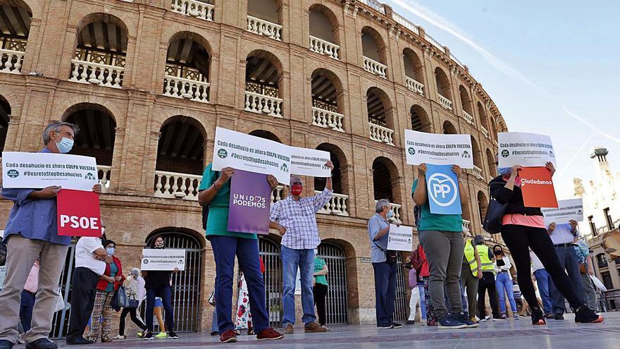 La prohibición de desahucios  se alargará hasta el 31 de enero