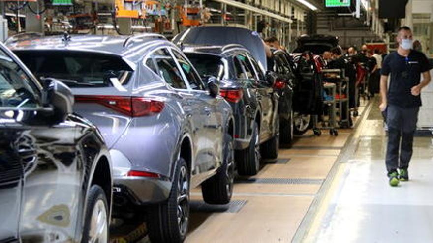 Seat vol produir mig milió de cotxes elèctrics a Martorell i anuncia un nou model elèctric urbà per al 2025