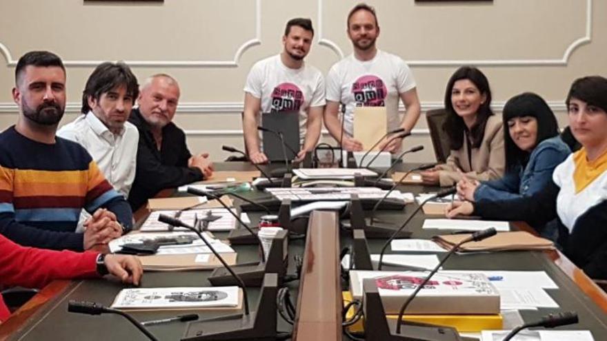 Ceballos y Sanabria harán 'la décima' falla municipal