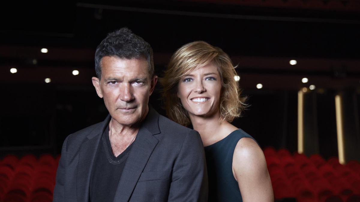 Antonio Banderas y Maria Casado serán los anfitriones de la gala.academia de cine