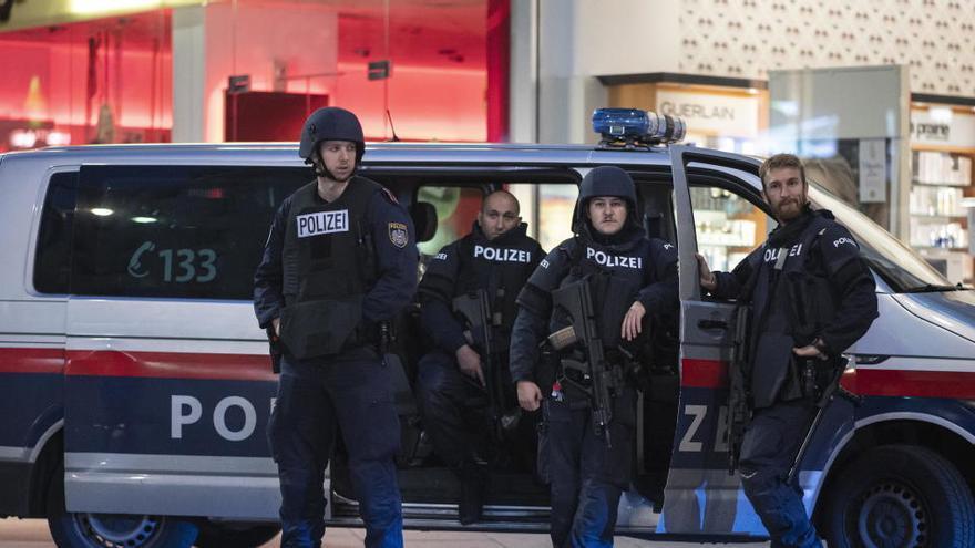 Un terrorista de Viena era seguidor del Estado Islámico