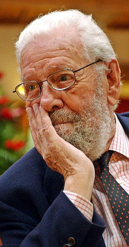 Luis García Berlanga.   EFE