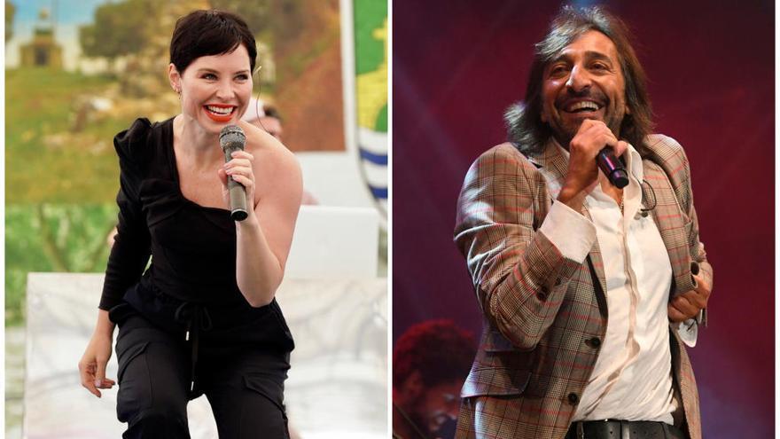 Soraya y Ketama actuarán en el Entroido de Vigo 2020