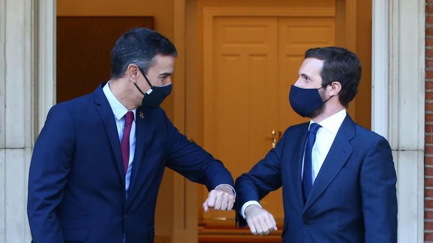 PSOE y PP se encuentran a 3 puntos porcentuales de intención de voto