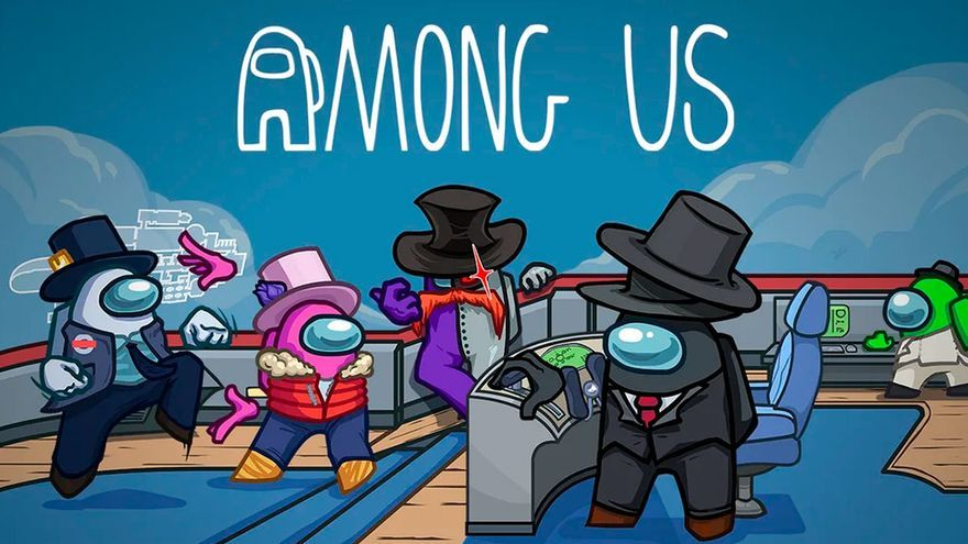 Among Us confirmado para PS4 y PS5 con contenido de Ratchet & Clank