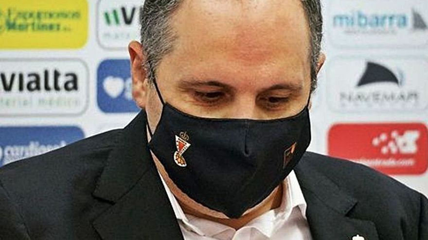 "Álvaro Buendía: ""Volveré a levantar a este club"""