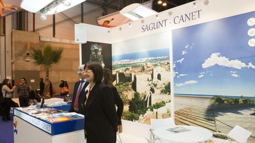 Sagunt lleva a Fitur nuevos productos turísticos exclusivos