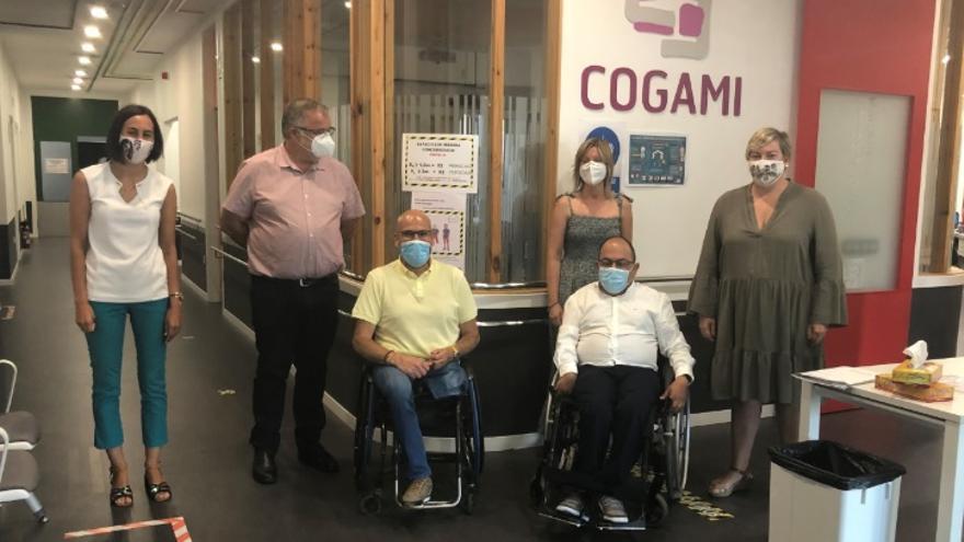 Cogami ofrecerá atención integral a 3.300 usuarios de la provincia