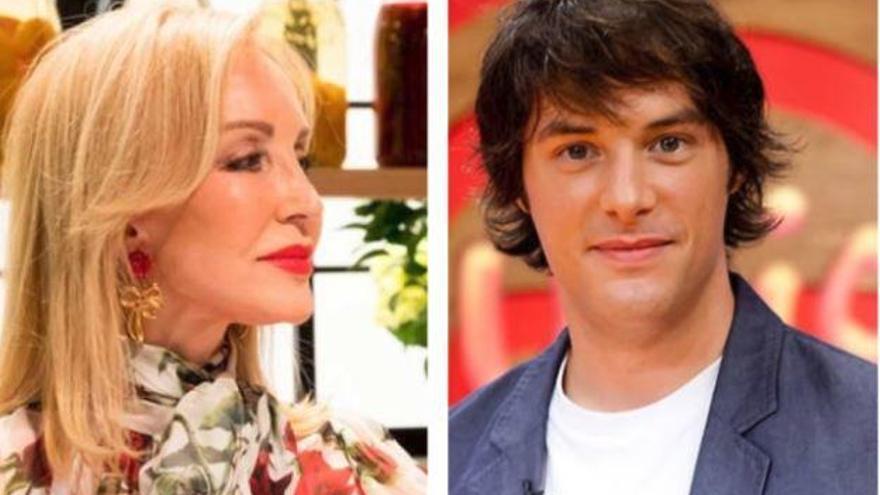 'Masterchef Celebrity': Picabaralla entre Carmen Lomana i Jordi Cruz