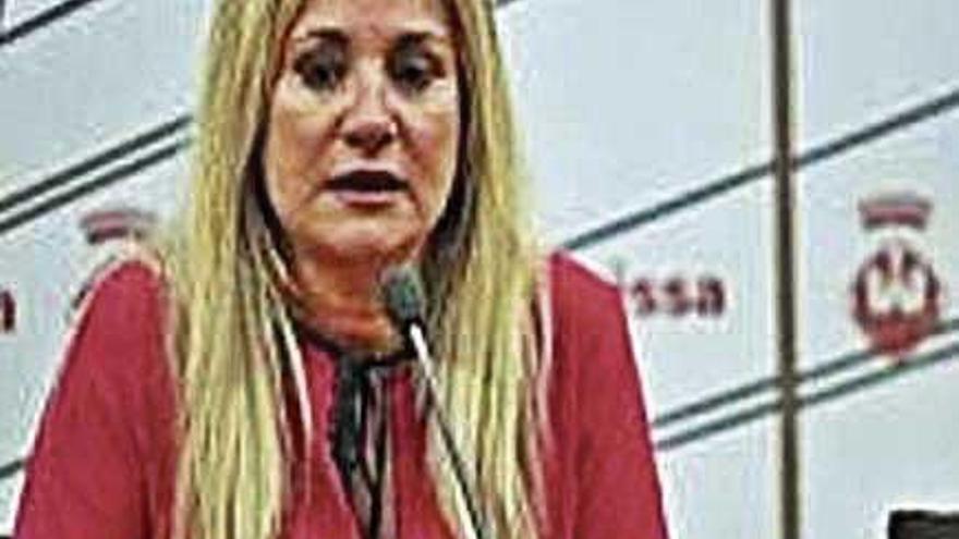 La exconsellera ibicenca que cargó gastos de peluquería al Consell se niega a dimitir