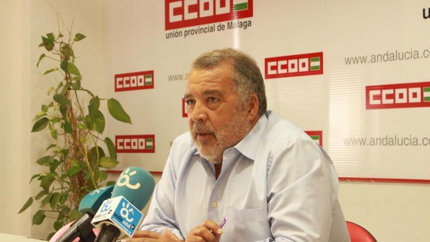Rafael González se despide de la secretaría general de Sanidad de CCOO tras 12 años al frente