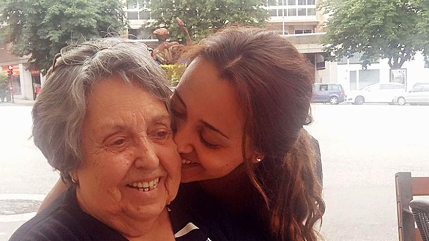 """""""Me privan de mi abuela al final de su vida"""""""