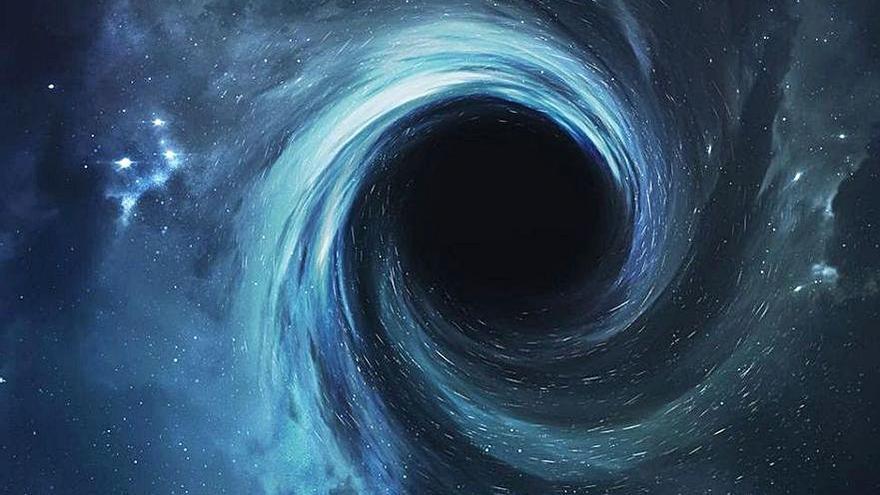 Un equipo del IAC participa en un estudio de actividad sobre los agujero negros