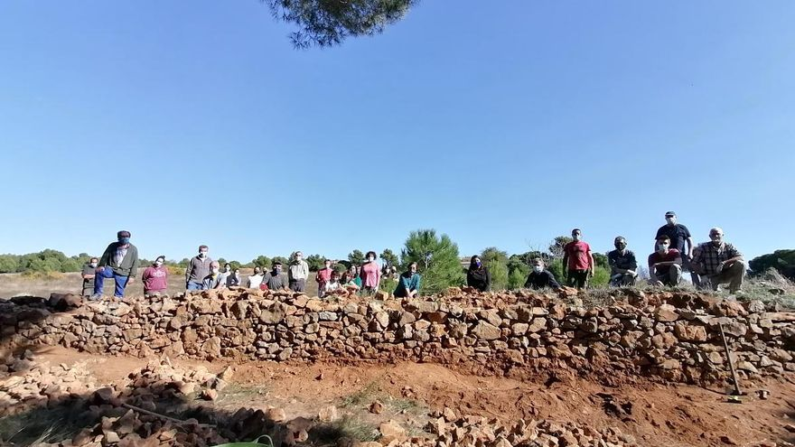 L'Escala impulsa la redescoberta del seu patrimoni de la pedra seca