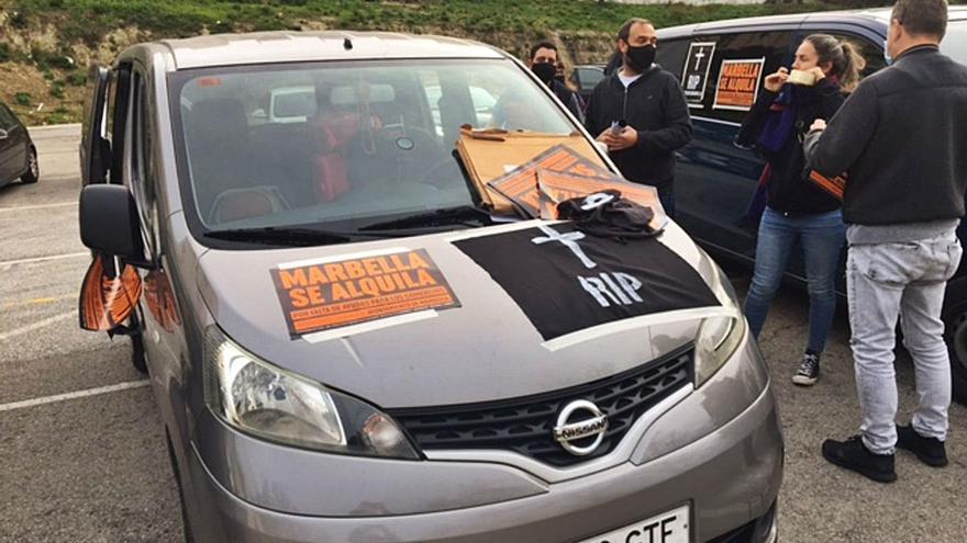 Indignación entre las pymes de Marbella por las ayudas municipales contra el Covid