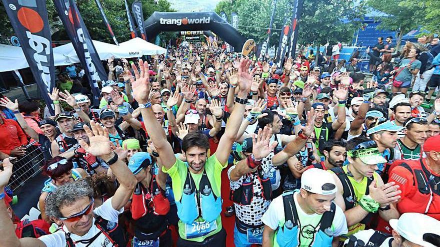 1.500 participantes en la Gran Trail Aneto-Posets