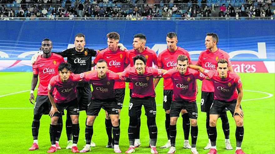 Real Mallorca: Señalados en el Bernabéu