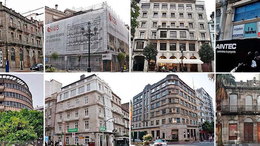 La inversión privada y pública activan la reforma de más de 20 edificios históricos