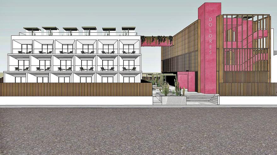 Empresarios lituanos reforman dos  complejos de apartamentos en el Sur
