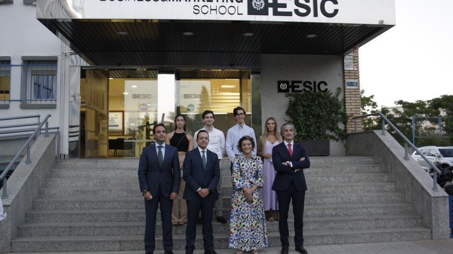La Escuela de Negocios ESIC inaugura el curso universitario 2021-2022