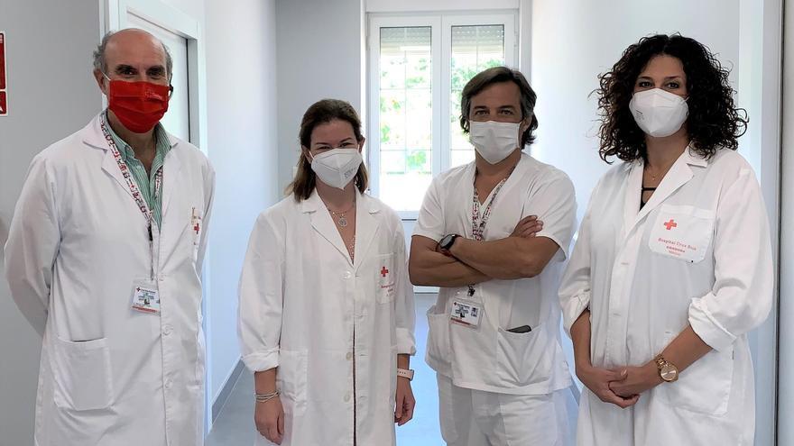El Hospital Cruz Roja de Córdoba abre un Servicio de Enfermería de Referencia