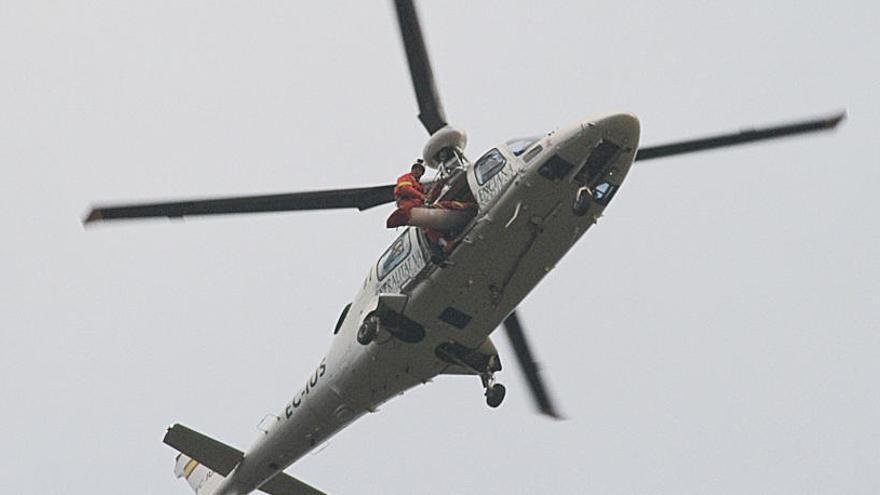 Un alpinista español rescatado tras el aterrizaje forzoso de un helicóptero en Tayikistán