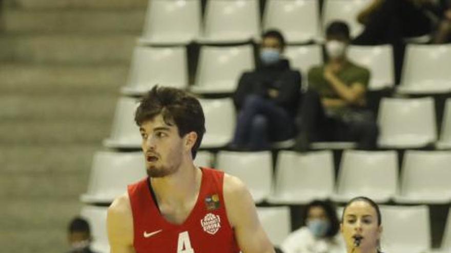 El Bàsquet Girona continua imparable a Fontajau (89-77)