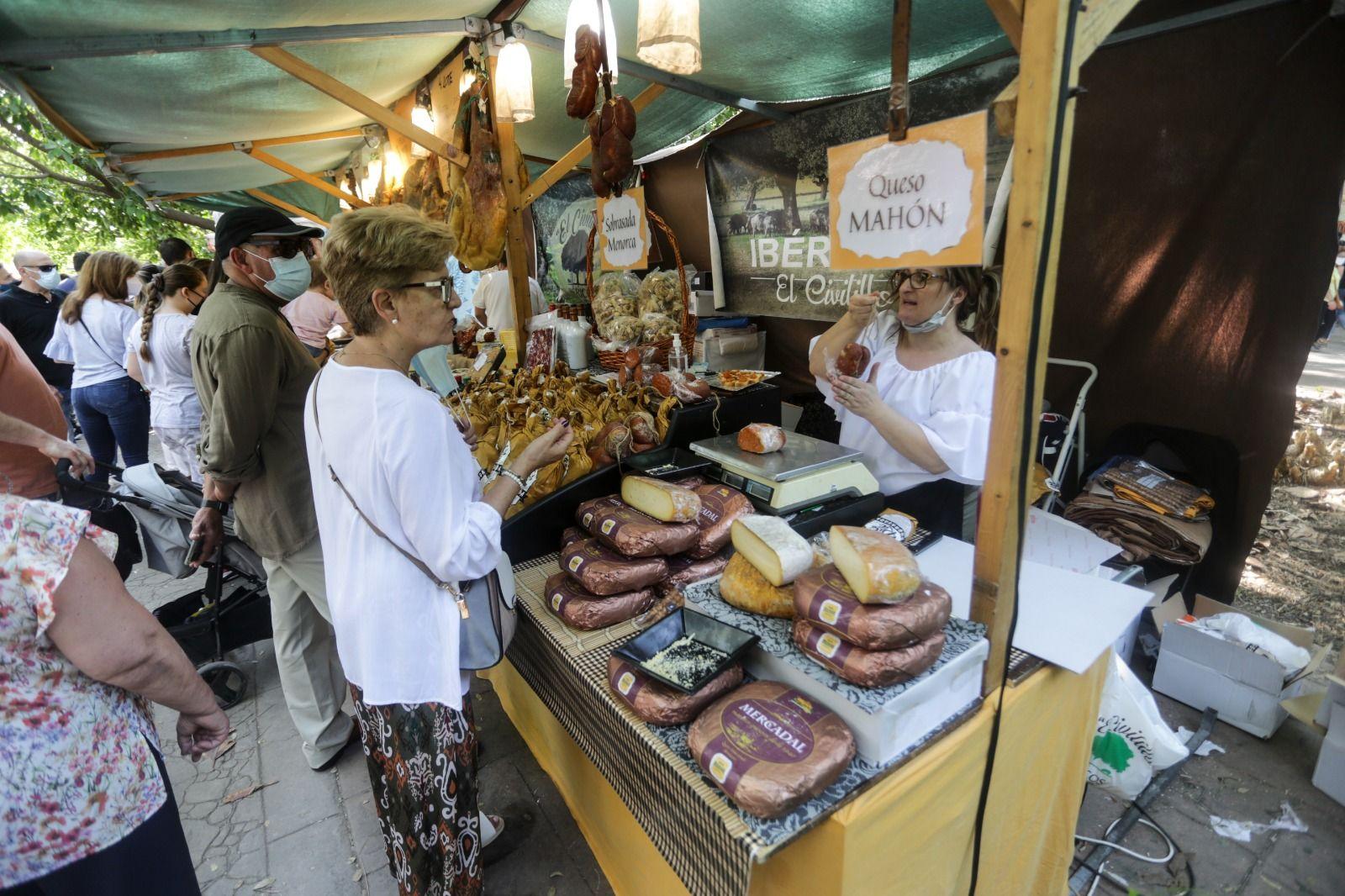 Así ha sido el Mercado Medieval en València