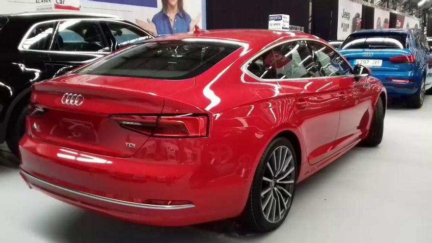 Audi en el Salón del Automóvil de Vigo