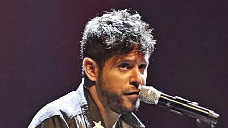 Pablo López reformula su gira y estará el 9, 10 y 11 de abril en A Coruña