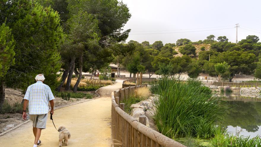 Los parques del agua