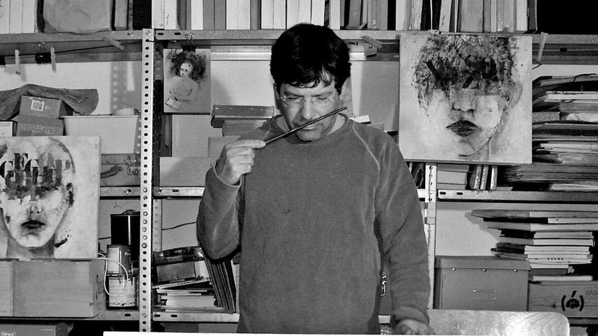 Florit Nin es profesor de Lengua y Literatura, poeta y pintor.