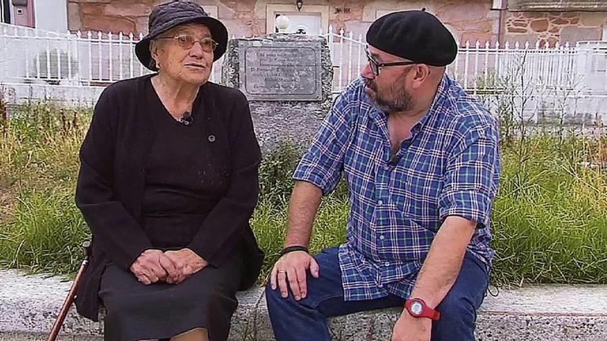 'Ribeiras de Salitre' visita o porto coruñés do Pindo, con especial presenza de mulleres