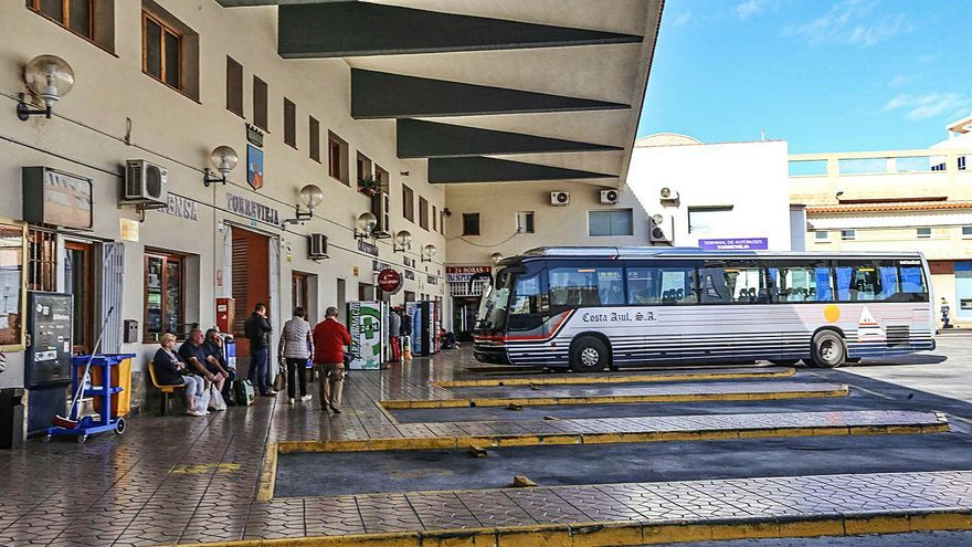 Torrevieja proyecta  construir una terminal de autobuses municipal